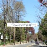 Holliston Town Meeting Banner 2013