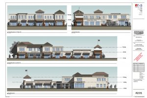 Hopkinton Mews Elevations