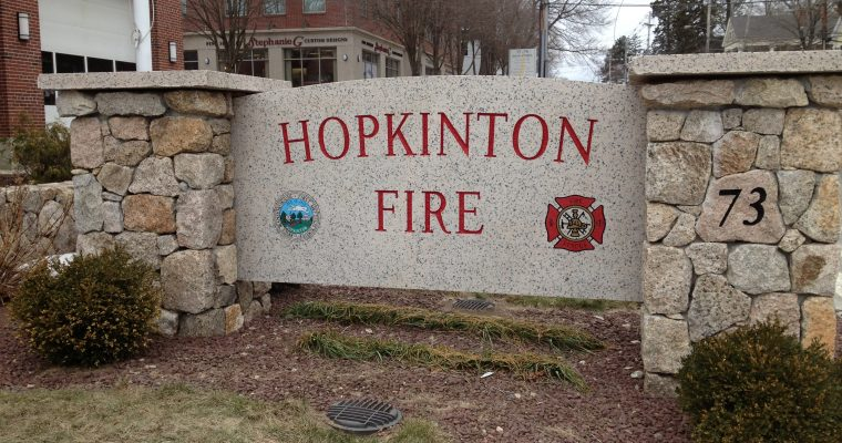 Fire Chief Job Reposted, Selectmen to Meet Again 1/19