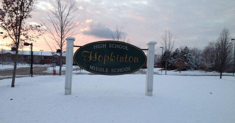 Hopkinton School Enrollment Surpasses Peak