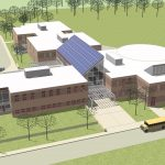 New School Rendering