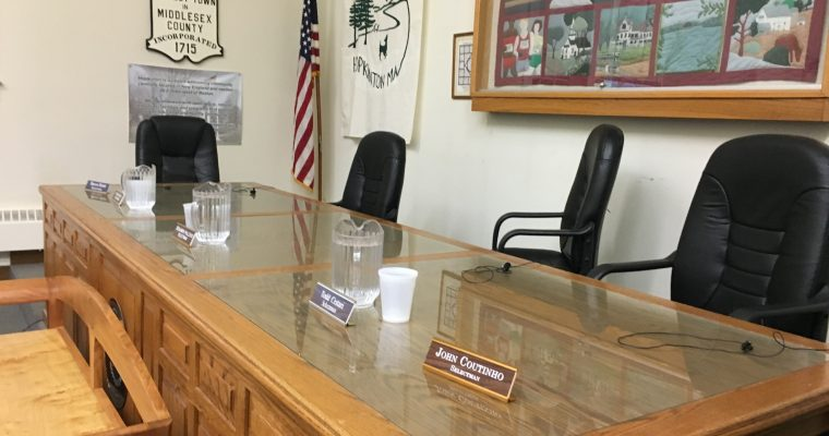 Board of Selectmen  – Did you know?