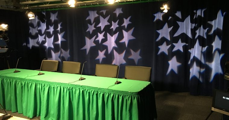 Candidates Debate for Contested Races on HCAM Tues 5/10 at 7pm