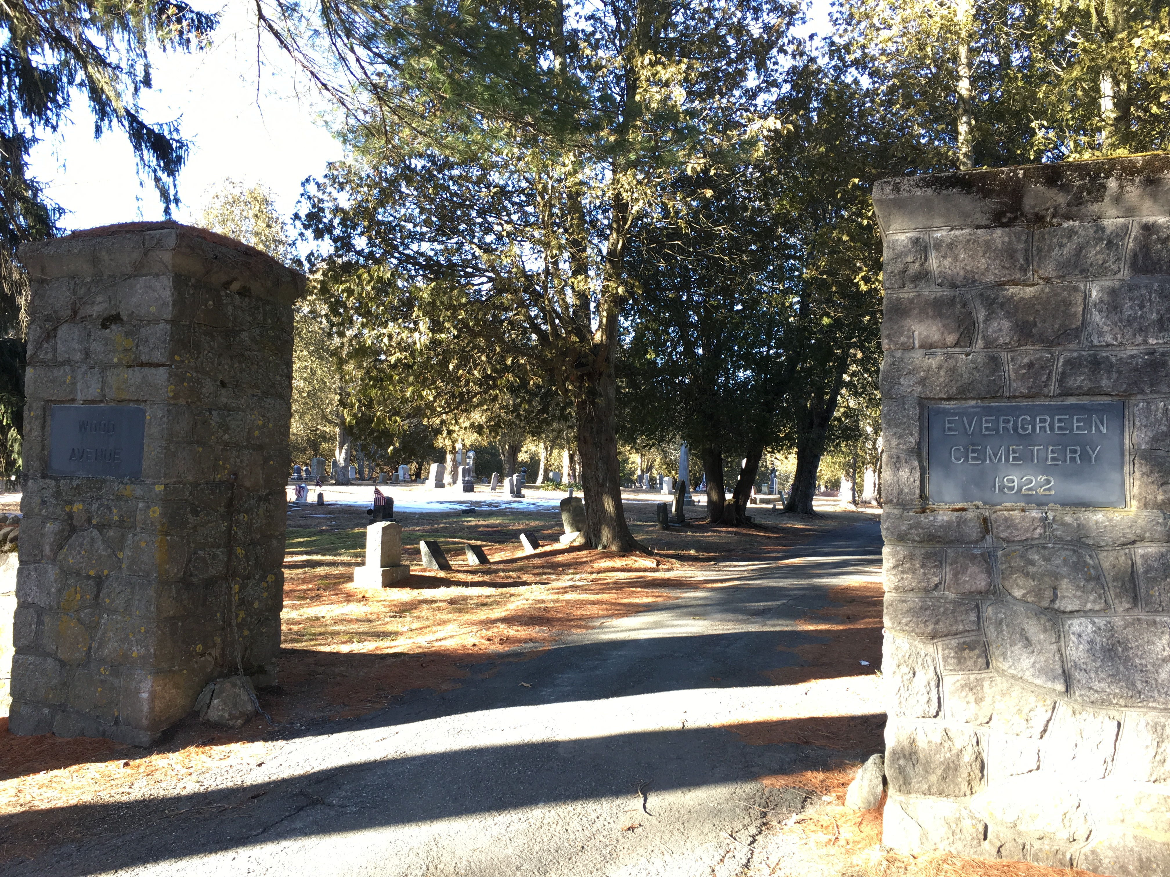 Cemetery Commission – Did You Know?
