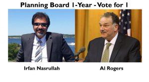 Planning Board 1-Year 2017