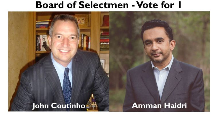 Learn More about the Selectman Candidates