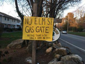 Elm Street Sign