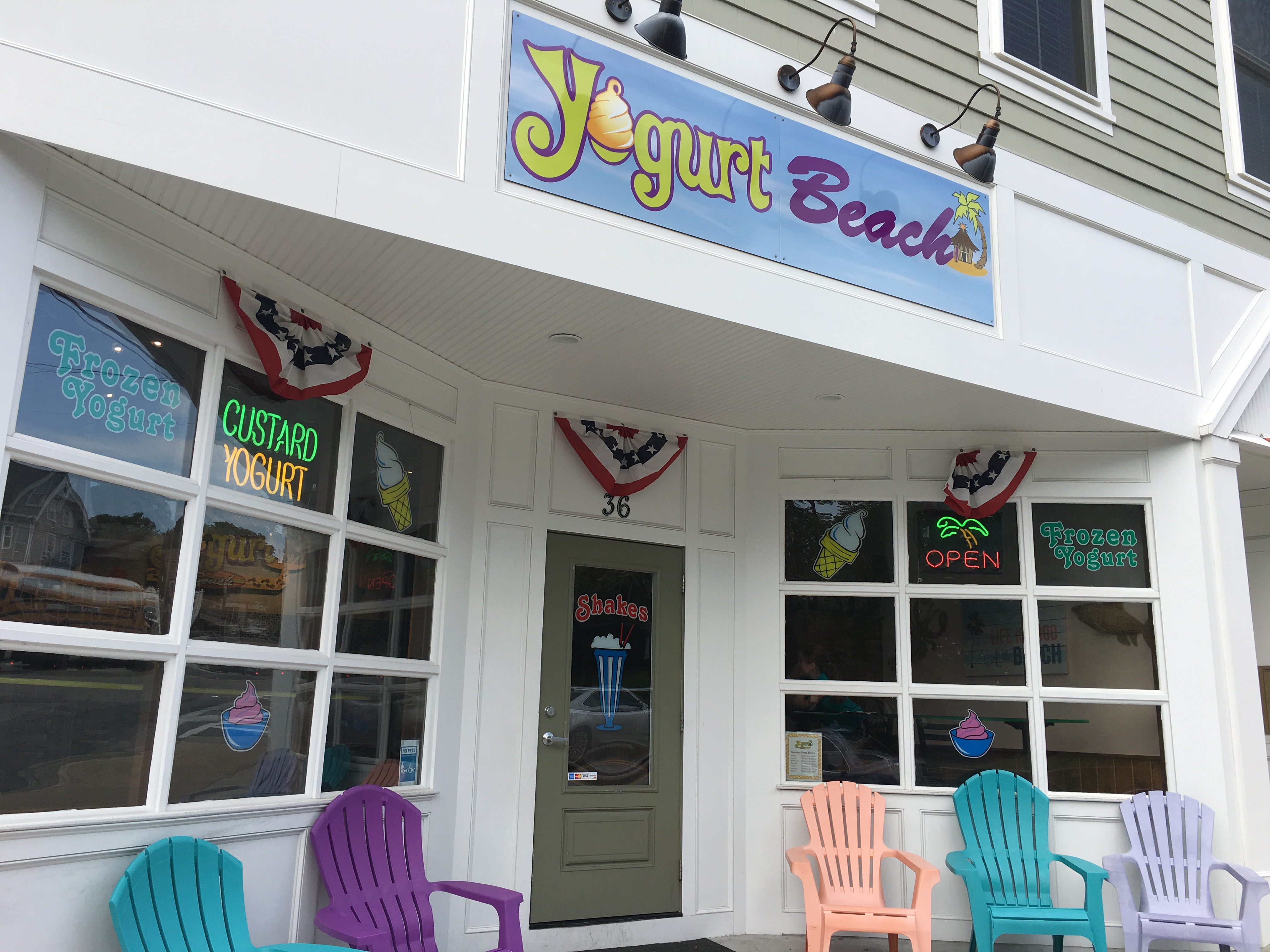 Yogurt Beach Fundraiser – 8/28 & 8/29