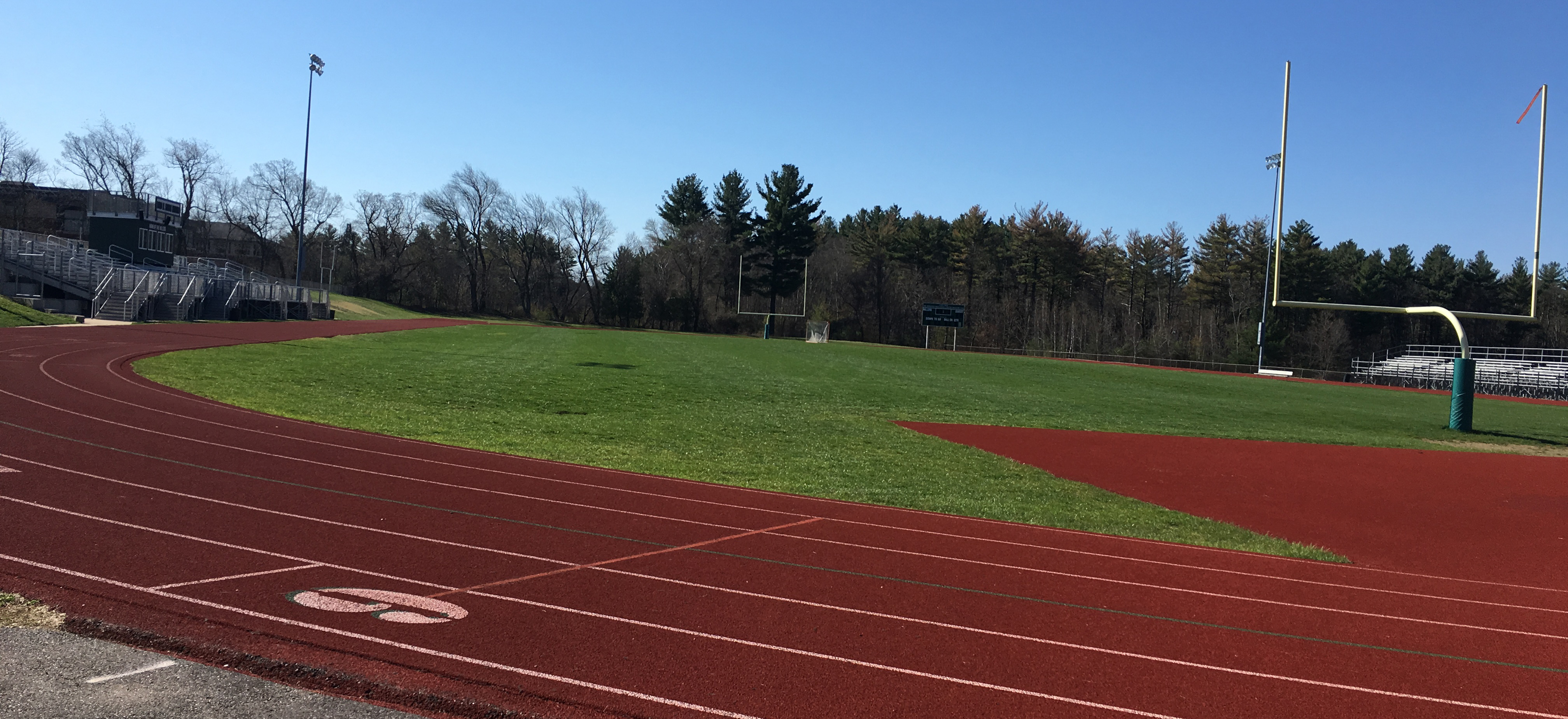 HHS Track and Football Field