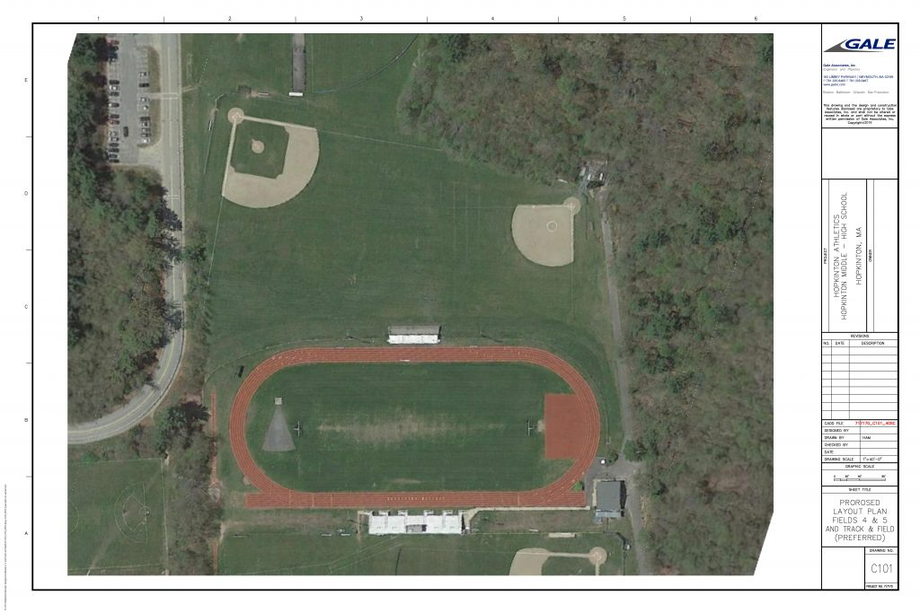 Current Fields Aerial View