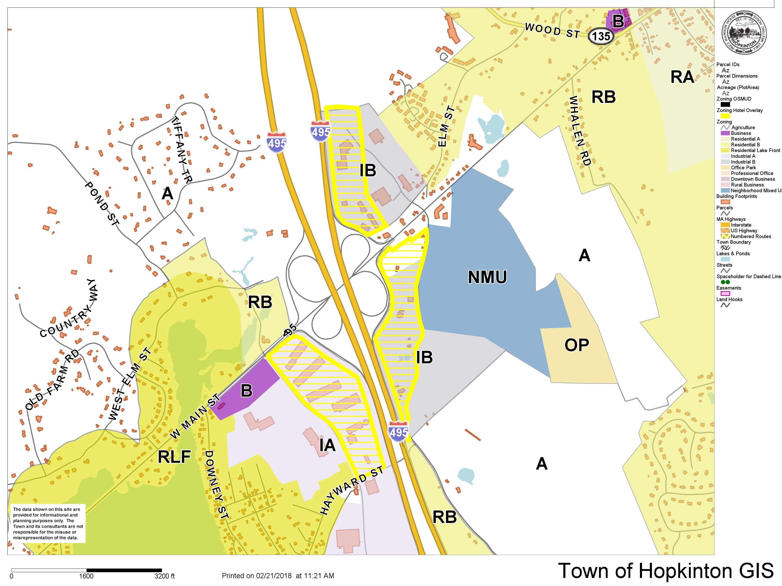 Zoning Bylaw & Map Changes – Public Hearing 2/26