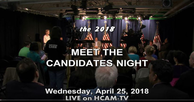 Video: Meet the Candidates 2018