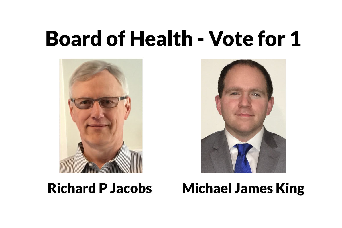 Learn More About the Board of Health Candidates