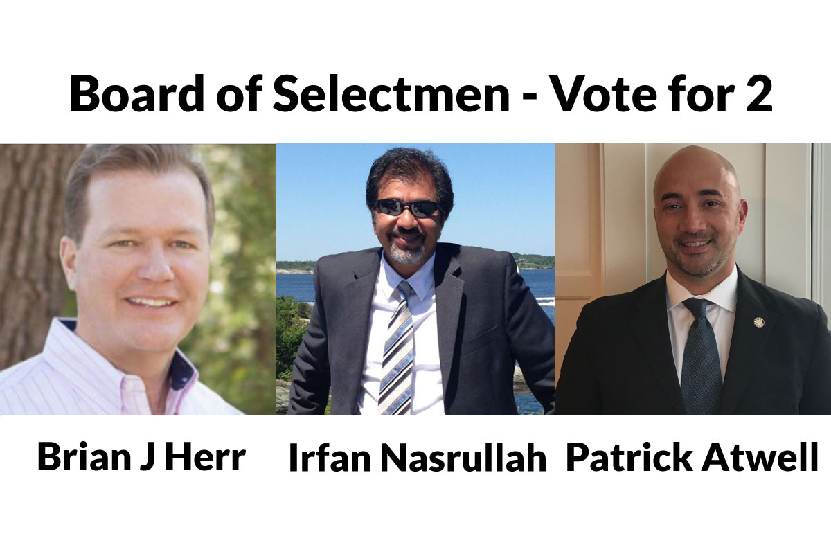 Learn More about the Selectmen Candidates