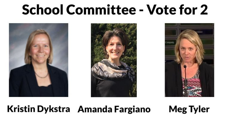 Learn More about the School Committee Candidates