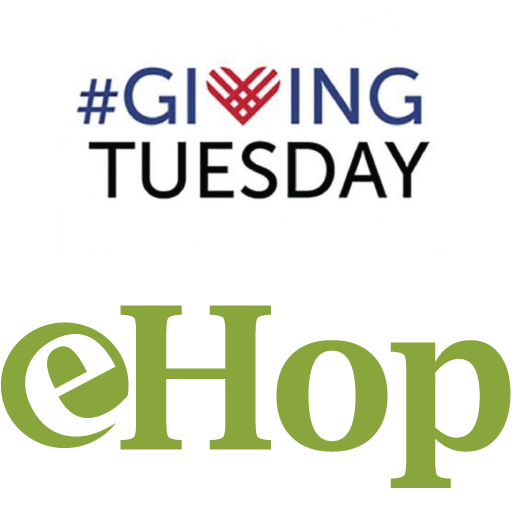 eHop Giving Tuesday logo