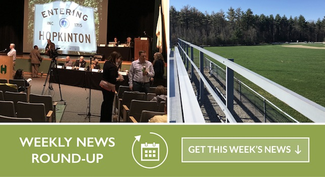 Weekly Roundup for 02/17/2019 | eHop | Hopkinton