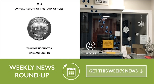 Weekly Roundup 04/14/2019