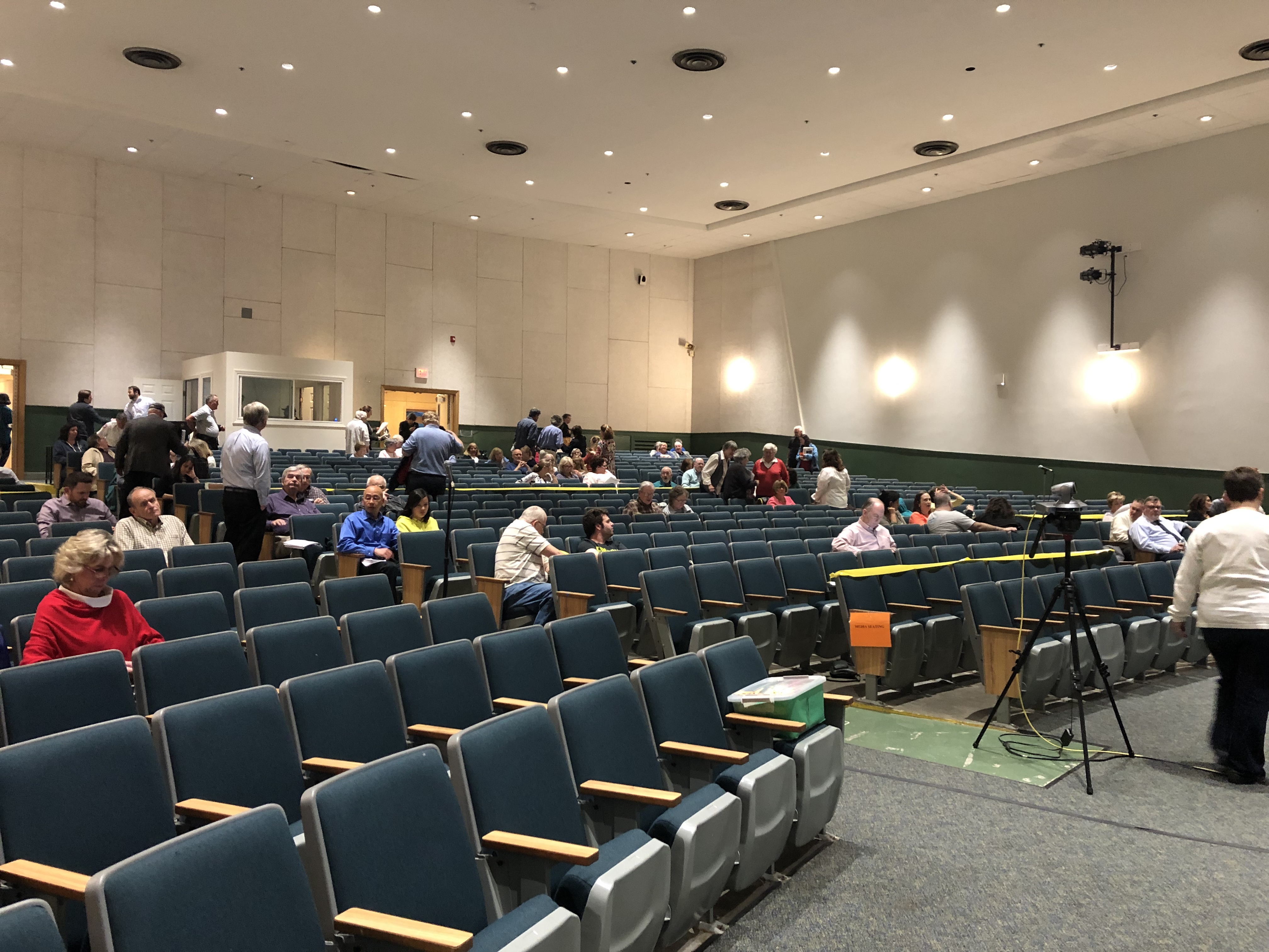 Town Meeting Results Day 2 (5/7/19)