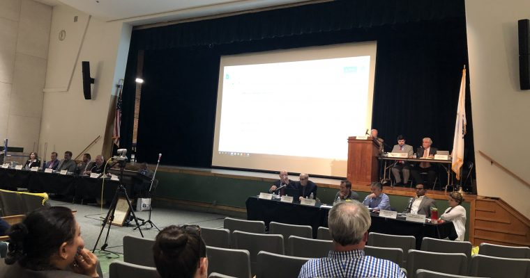 Town Meeting Results Day 3 (5/8/19)