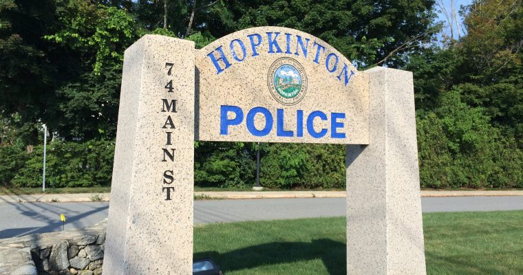 Hopkinton Police Launch Strategic Plan Development Initiative