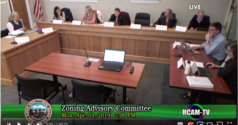 Zoning Advisory  Committee (ZAC) Vacancies