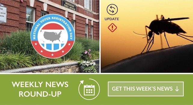 Weekly Roundup – 09/08/2019