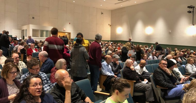 Special Town Meeting Results 2019-12-09 (unofficial)