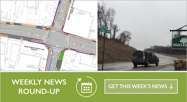 Weekly Roundup – Town Meeting Edition – 12/15/19