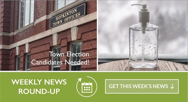 Weekly News Roundup – 03/07/20