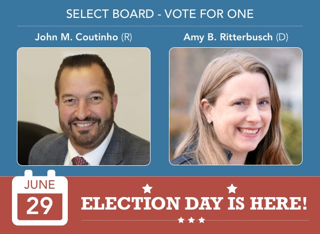 Learn more about the Select Board Candidates 2020