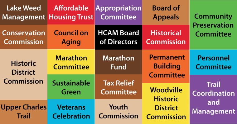 Openings on Boards & Committees – Apply Online