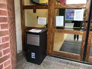 Secure Drop-Box