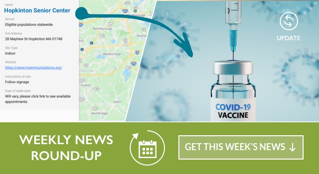 Weekly News Roundup – 02/07/2021