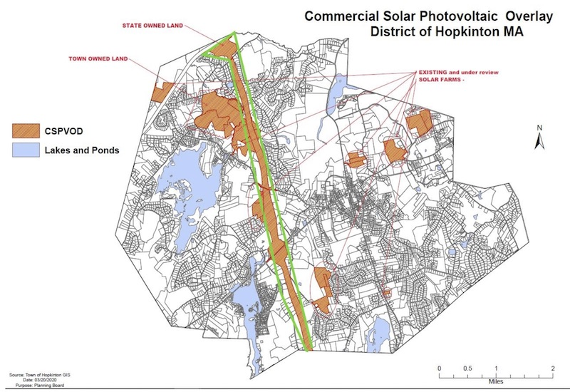 Proposal of solar overlay district in early 2020