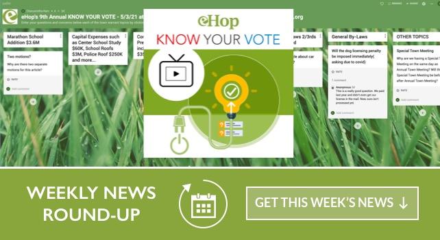 Weekly News Roundup – 04/25/2021
