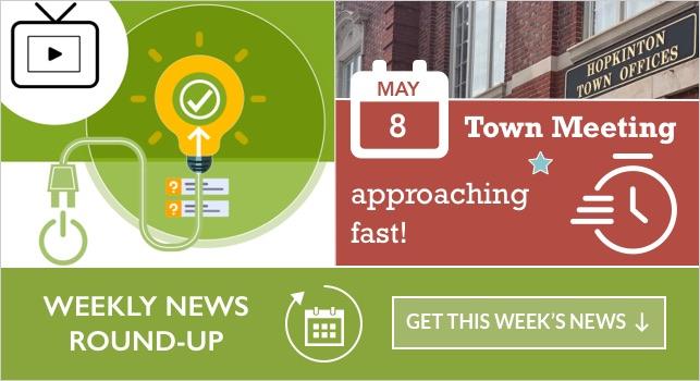 Weekly News Roundup – 04/18/2021