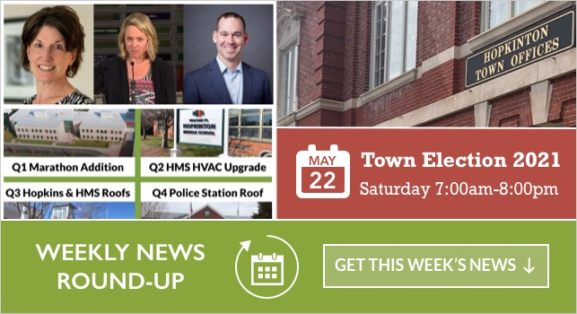 Weekly News Roundup – 05/16/2021
