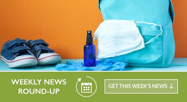 Weekly News Roundup – 08/15/2021