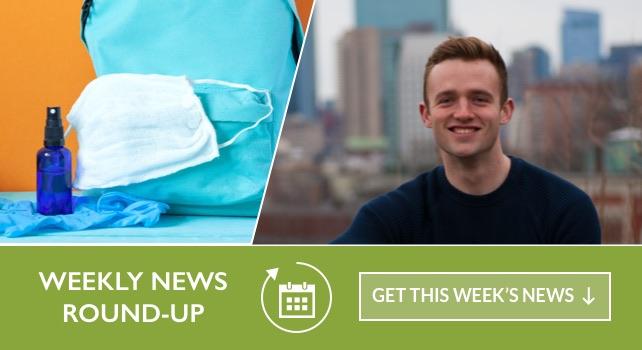 Weekly News Roundup – 08/22/2021