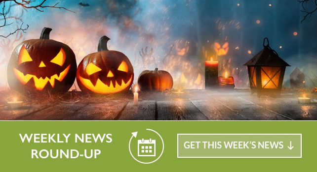 Weekly News Roundup – 10/24/2021