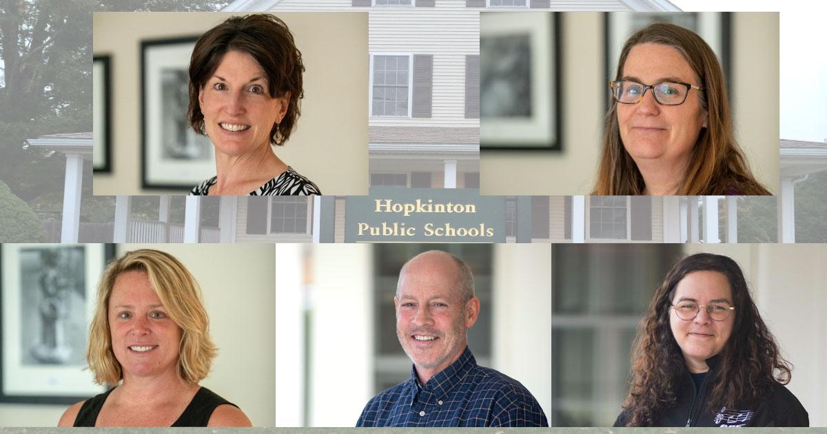 HPS School Committee Members